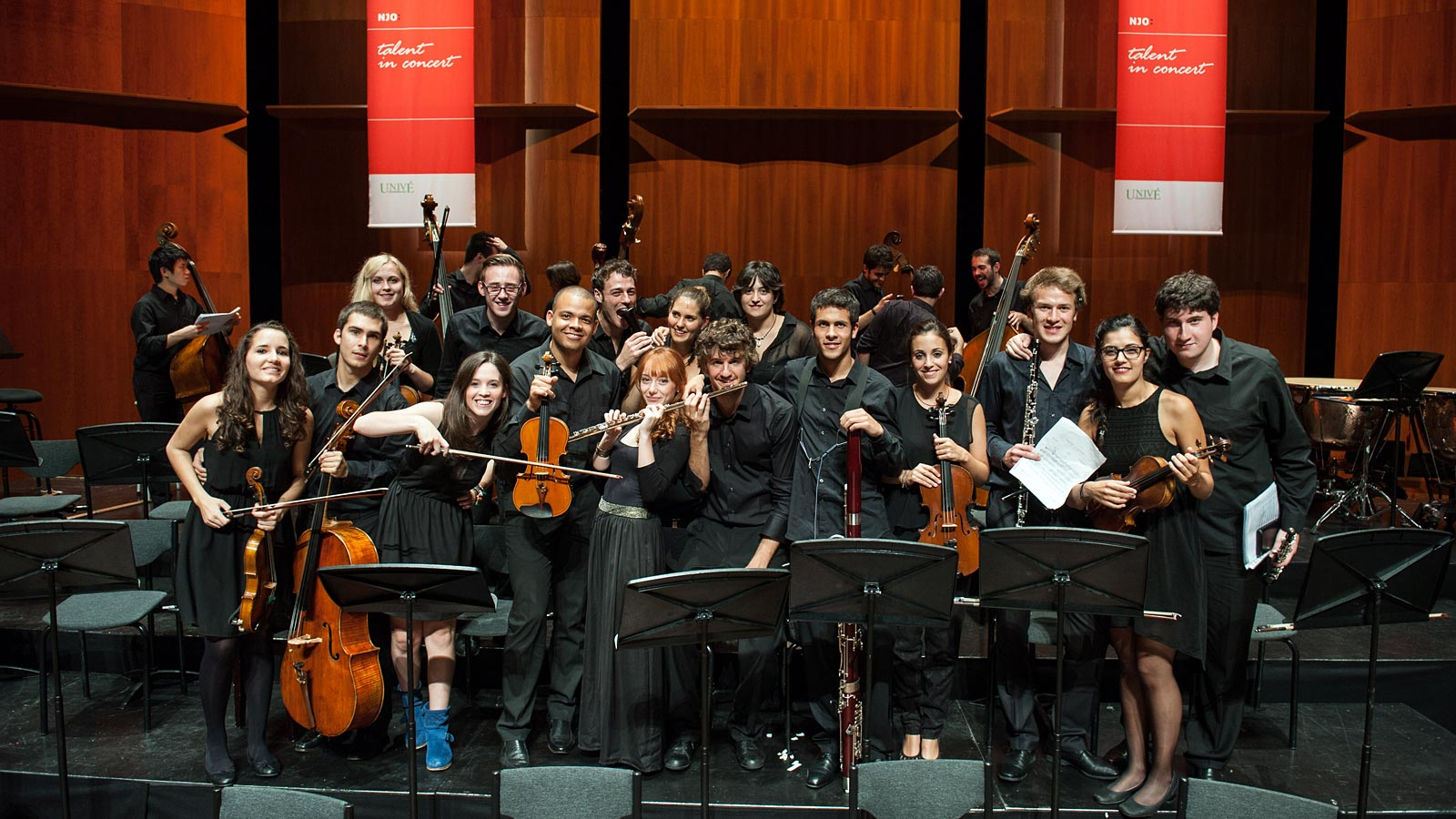 NJO / Dutch Orchestra and Ensemble Academy